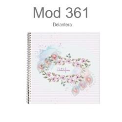 Álbum gusanillo AI361