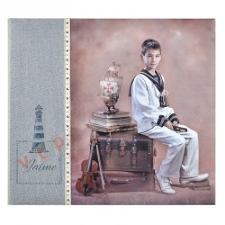 Álbum Comunión Foto Vertical Mod W811