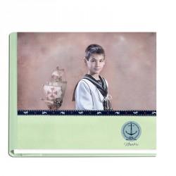 Álbum Foto Horizontal + Caja Mod AIU810C