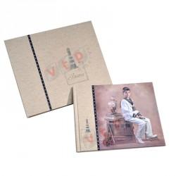 Álbum de Comunión Foto Vertical + Caja Mod AI811C