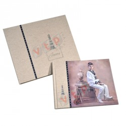 Álbum de Comunión Foto Vertical + Caja Mod AIU811C