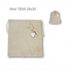 Mod TZB52 Bolsa Textil