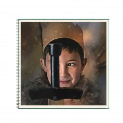 Álbum Wire-o Hojas Impresas Mod AI388