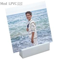 Mod PVC Fotográfico 15x20 + Soporte