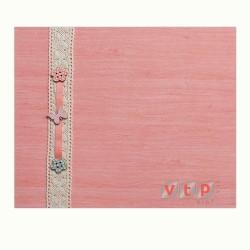Mod W826C Álbum Madera Rosa con Caja