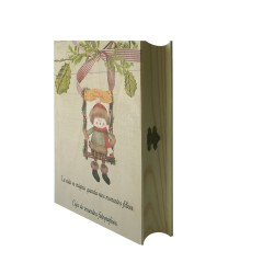 Mod CAL1520C1 Caja Libro Personalizado