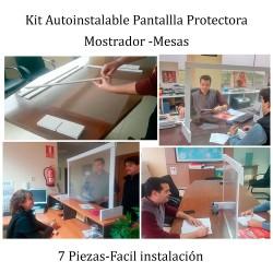 Kit  Autoinstalable Pantalla Protectora