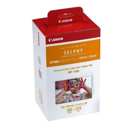 Papel Canon Selphy CP1000 RP-108