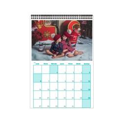 Calendario gusanillo grande