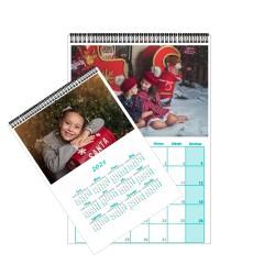 Calendario gusanillo pequeño