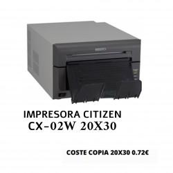 Impresora Citizen CX02