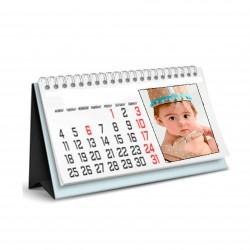 Calendario sobremesa gusanillo