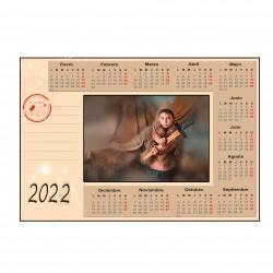 Calendario 57 H