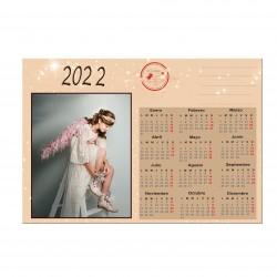 Calendario pared 57V