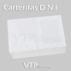 Mod 138 Mini carteritas dni 7x10.