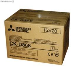 Papel Mitsubishi CK-D868