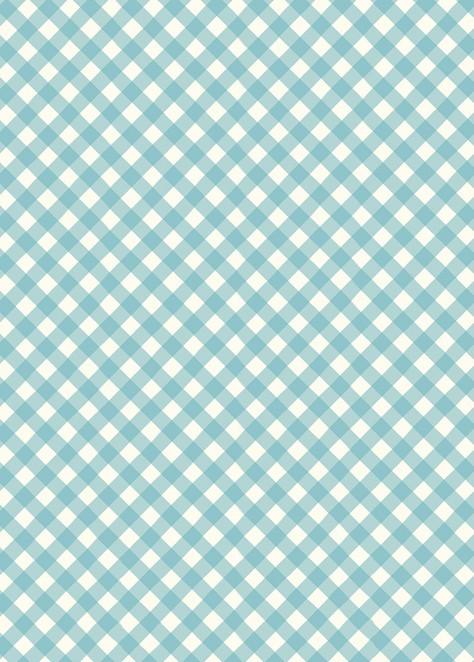 Papel Lienzo Cuadros Azul